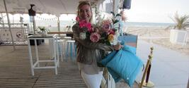 Bruidslocaties Ontmoet: Beachclub Titus & At Sea