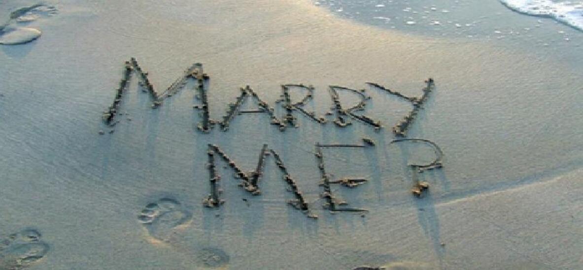 12 Originele Ideeën Om Je Grote Liefde Ten Huwelijk Te Vragen