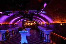 18e eeuws feestlocatie Old Cave