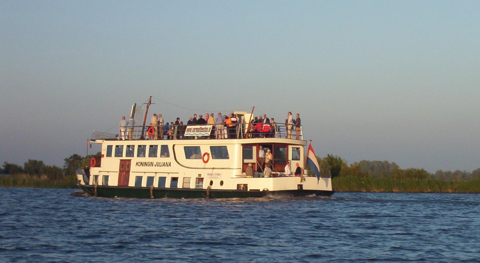 Rederij van der Meer op BruidsLocaties.nl Golfbaan Spaarnwoude